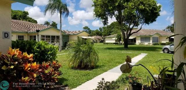 5078 Lakefront Blvd C, Delray Beach, FL 33484 (MLS #F10250424) :: Green Realty Properties