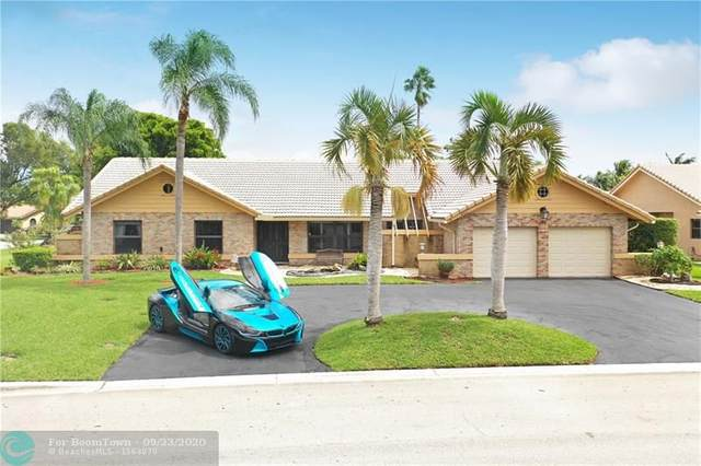 451 NW 112th Ave, Coral Springs, FL 33071 (MLS #F10250434) :: GK Realty Group LLC