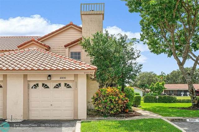 10850 Cypress Glen Dr, Coral Springs, FL 33071 (MLS #F10250437) :: United Realty Group