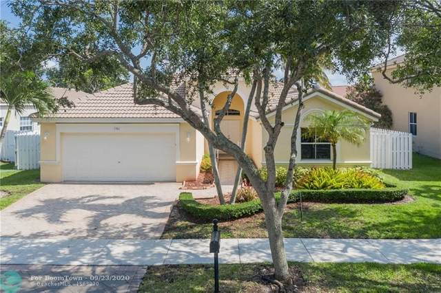 1361 Meadows Blvd, Weston, FL 33327 (MLS #F10250441) :: Berkshire Hathaway HomeServices EWM Realty