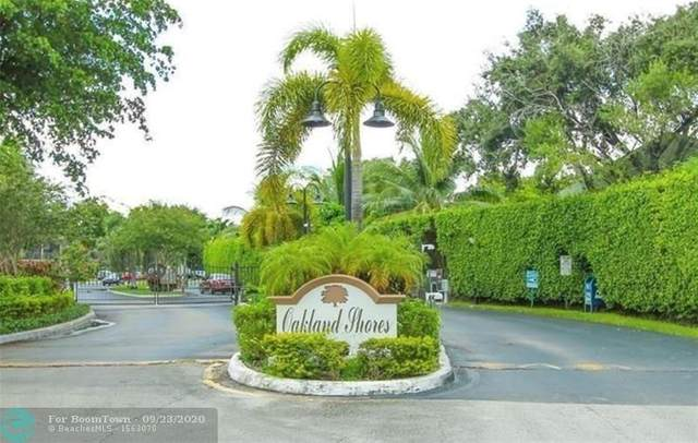3119 Oakland Shores Dr C103, Oakland Park, FL 33309 (MLS #F10250446) :: GK Realty Group LLC