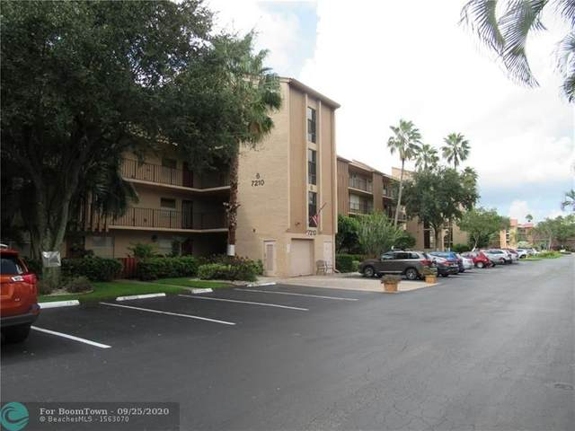 7210 Lake Circle Dr #402, Margate, FL 33063 (MLS #F10250494) :: United Realty Group