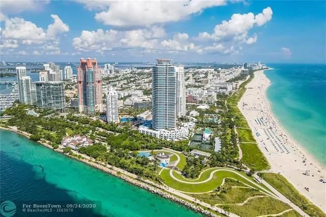 100 S Pointe Dr #2901, Miami Beach, FL 33139 (#F10250498) :: Dalton Wade