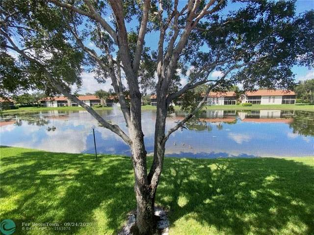 10439 S Circle Lake Dr #201, Boynton Beach, FL 33437 (MLS #F10250513) :: The Howland Group