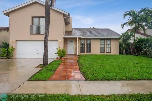 408 SW 75th Way, North Lauderdale, FL 33068 (MLS #F10250518) :: Berkshire Hathaway HomeServices EWM Realty