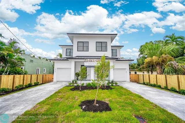 1010 SW 2nd Ct #2, Fort Lauderdale, FL 33312 (#F10250527) :: Dalton Wade