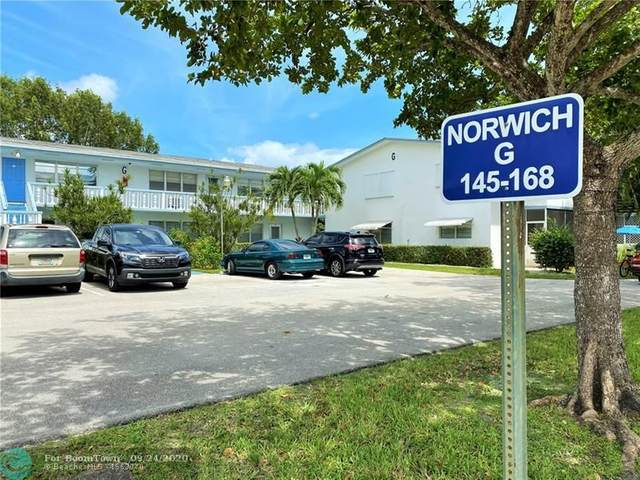 150 Norwich G #150, West Palm Beach, FL 33417 (MLS #F10250532) :: The Howland Group
