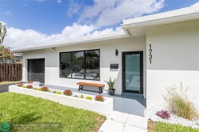 1731 NE 12 Street, Fort Lauderdale, FL 33304 (MLS #F10250548) :: Berkshire Hathaway HomeServices EWM Realty