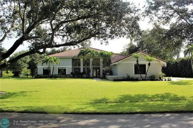 7410 W Upper Ridge Dr, Parkland, FL 33067 (MLS #F10250559) :: The Paiz Group