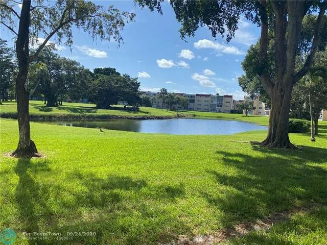 1040 Country Club Dr #108, Margate, FL 33063 (MLS #F10250591) :: United Realty Group