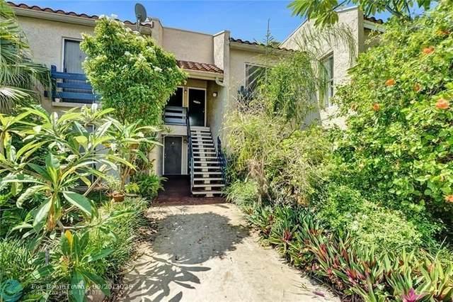 5322 NE 6th Ave H22, Oakland Park, FL 33334 (MLS #F10250598) :: Castelli Real Estate Services