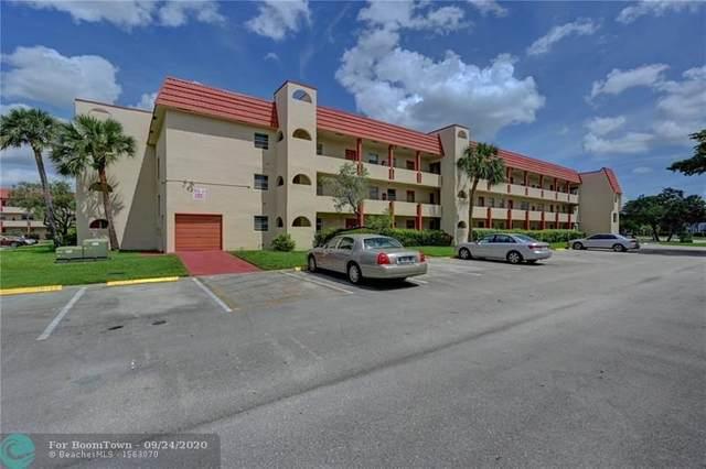2951 E Sunrise Lakes Dr #110, Sunrise, FL 33322 (#F10250619) :: Posh Properties