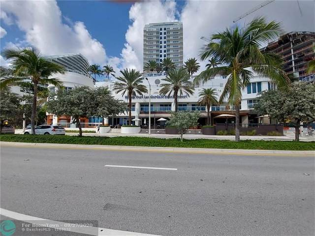 505 N Fort Lauderdale Beach Blvd #608, Fort Lauderdale, FL 33304 (MLS #F10250647) :: United Realty Group