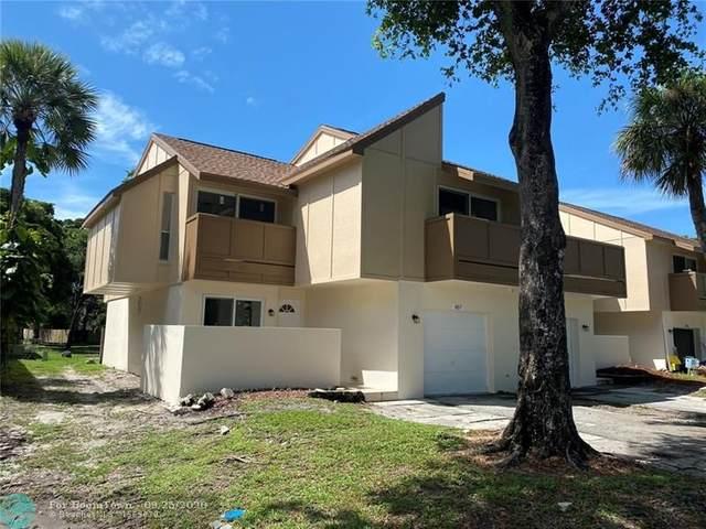 857 NW 80th Ter #1, Plantation, FL 33324 (MLS #F10250677) :: Miami Villa Group