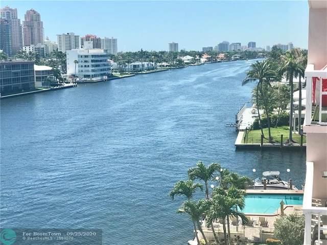 2900 NE 30th St 6-M, Fort Lauderdale, FL 33306 (MLS #F10250774) :: Berkshire Hathaway HomeServices EWM Realty