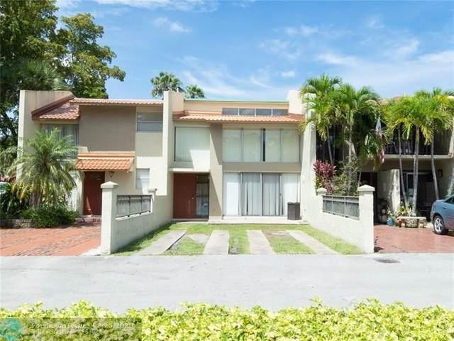 8811 Gatehouse Rd #7, Plantation, FL 33324 (MLS #F10250811) :: United Realty Group