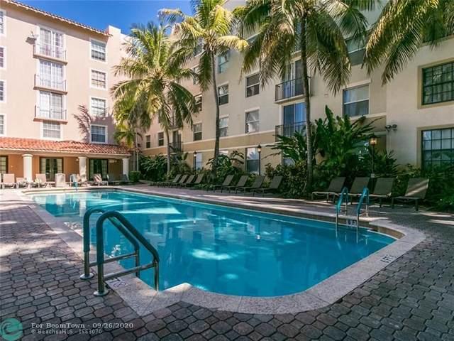 1900 Van Buren St 220B, Hollywood, FL 33020 (MLS #F10250815) :: Berkshire Hathaway HomeServices EWM Realty