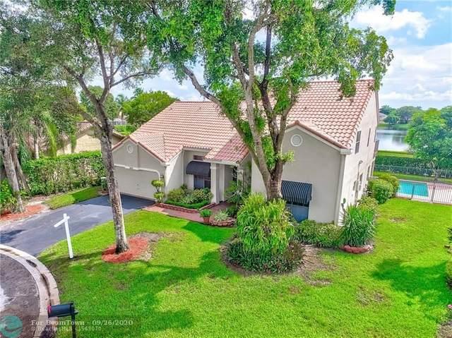 5317 NW 64th Way, Coral Springs, FL 33067 (#F10250845) :: Dalton Wade