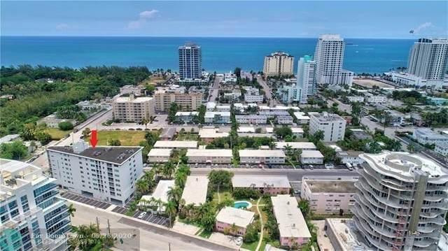720 Bayshore Dr #602, Fort Lauderdale, FL 33304 (MLS #F10250850) :: The Paiz Group