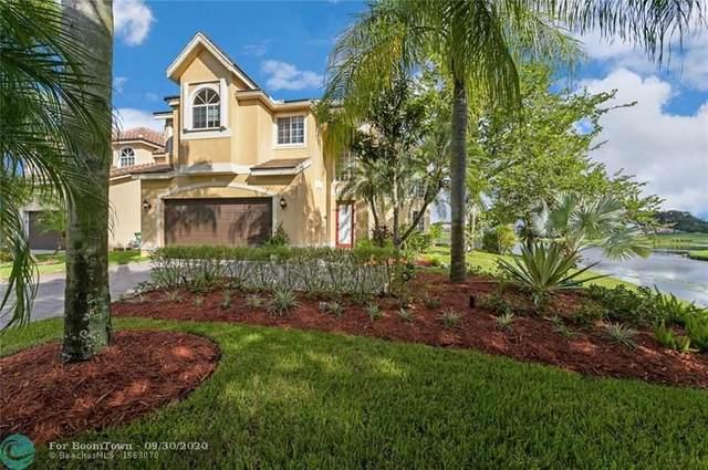 12109 Glenmore Dr, Coral Springs, FL 33071 (MLS #F10250858) :: Patty Accorto Team