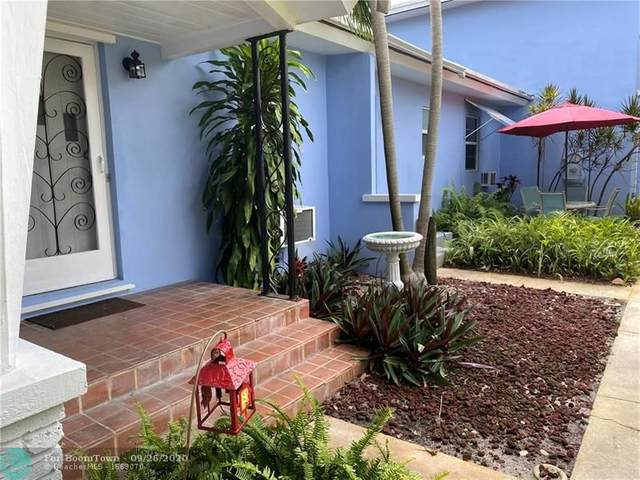 1008 NE 4th St #1008, Fort Lauderdale, FL 33301 (#F10250889) :: Realty One Group ENGAGE