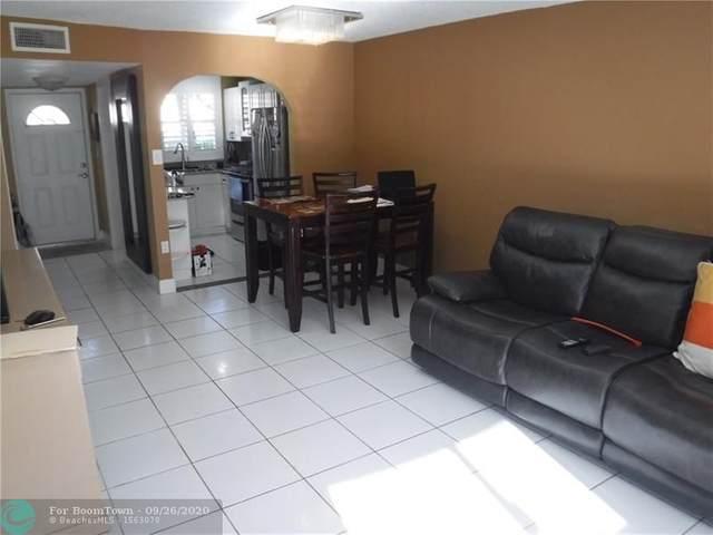 2951 E Sunrise Lakes Dr #102, Sunrise, FL 33322 (MLS #F10250904) :: Castelli Real Estate Services