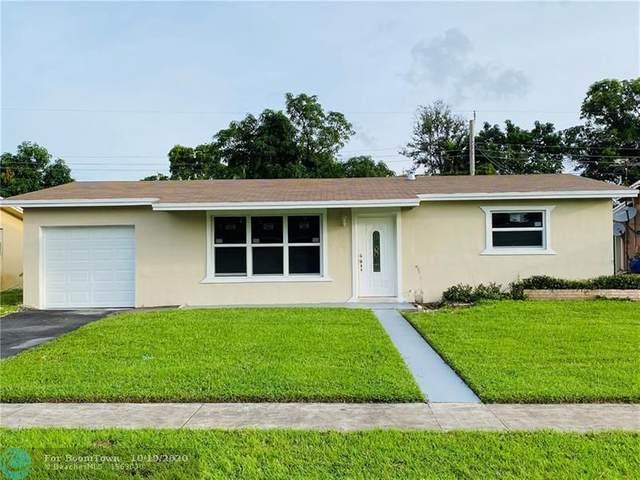 6661 NW 25th St, Sunrise, FL 33313 (MLS #F10250990) :: Castelli Real Estate Services
