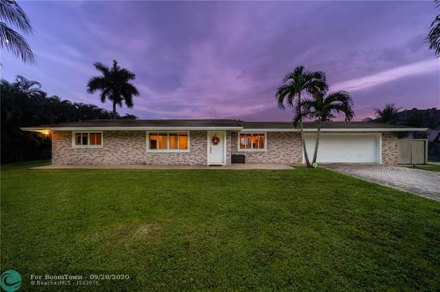 14190 SW 24th St, Davie, FL 33325 (MLS #F10250999) :: Berkshire Hathaway HomeServices EWM Realty