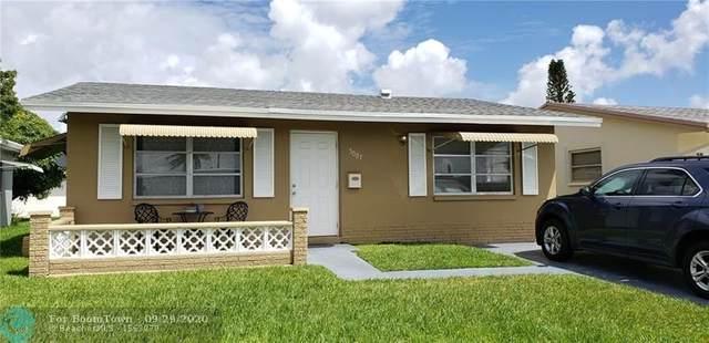 5007 NW 50th St, Tamarac, FL 33319 (MLS #F10251008) :: Green Realty Properties