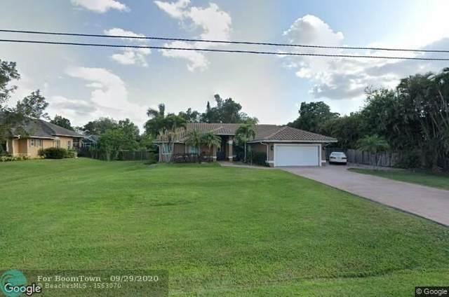 12150 NW 21st Ct, Plantation, FL 33323 (MLS #F10251023) :: Green Realty Properties