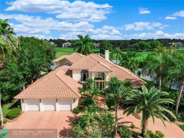 12601 Eagle Trace Blvd, Coral Springs, FL 33071 (MLS #F10251069) :: Berkshire Hathaway HomeServices EWM Realty