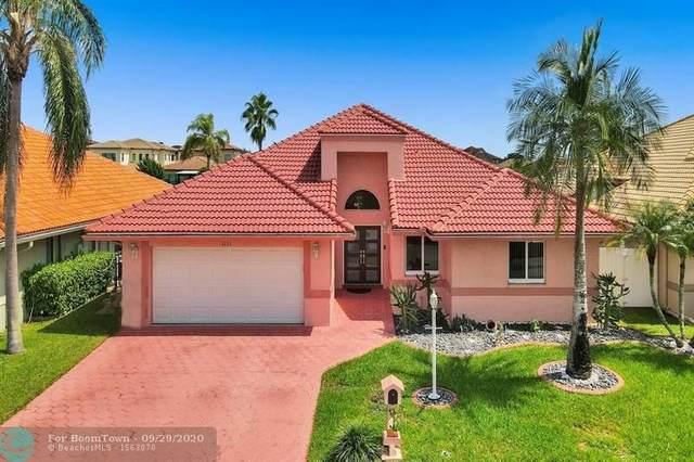 1131 SW 115th Ave, Pembroke Pines, FL 33025 (MLS #F10251072) :: Green Realty Properties