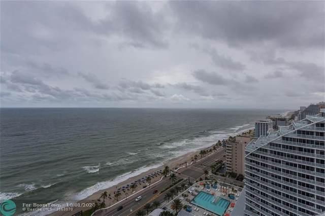 505 N Fort Lauderdale Beach Blvd #2413, Fort Lauderdale, FL 33304 (MLS #F10251100) :: Lucido Global