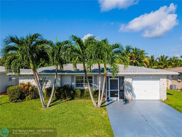 1470 NW 70th Ter, Margate, FL 33063 (MLS #F10251179) :: Green Realty Properties