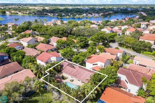 1427 Seagrape Cir, Weston, FL 33326 (MLS #F10251210) :: Green Realty Properties