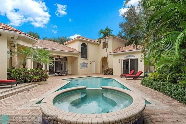 10401 Golden Eagle Ct, Plantation, FL 33324 (MLS #F10251246) :: Green Realty Properties
