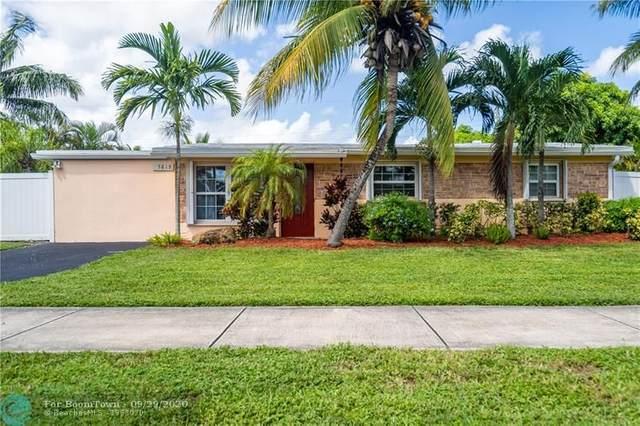 5815 S Farragut Dr, Hollywood, FL 33021 (MLS #F10251264) :: Green Realty Properties