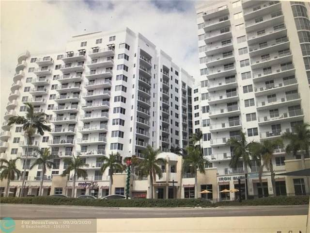1830 Radius Dr #903, Hollywood, FL 33020 (MLS #F10251318) :: Green Realty Properties