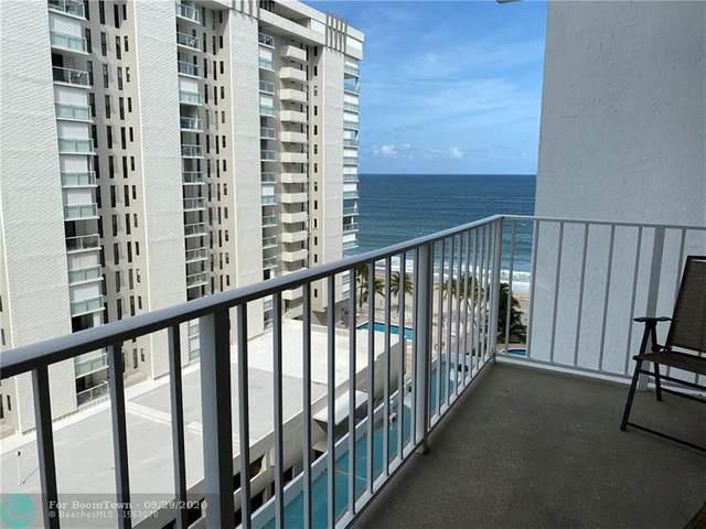 1010 S Ocean Blvd #1111, Pompano Beach, FL 33062 (#F10251348) :: Ryan Jennings Group