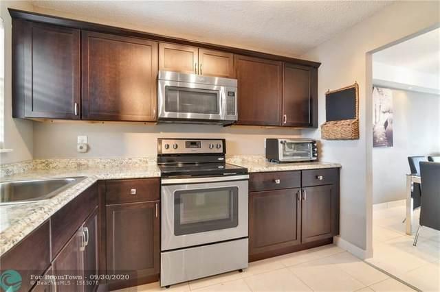 8080 N Sunrise Lakes Dr #204, Sunrise, FL 33322 (MLS #F10251362) :: Green Realty Properties