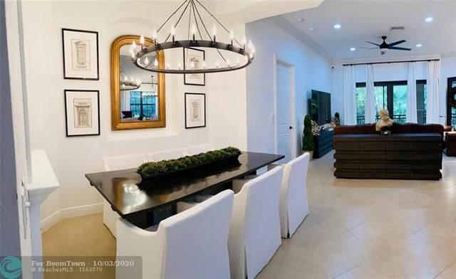 7574 Old Thyme Ct 9D, Parkland, FL 33076 (#F10251387) :: Signature International Real Estate