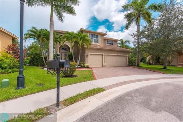 4251 E Seneca Av, Weston, FL 33332 (MLS #F10251395) :: Green Realty Properties