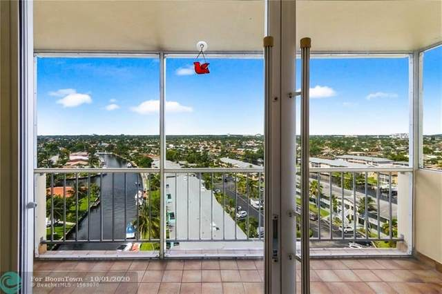 801 S Federal Hwy #1101, Pompano Beach, FL 33062 (#F10251427) :: Treasure Property Group