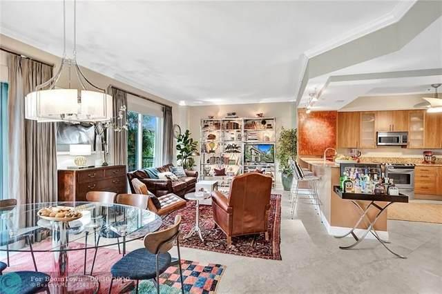 2625 NE 14th Ave #401, Wilton Manors, FL 33334 (MLS #F10251455) :: Berkshire Hathaway HomeServices EWM Realty
