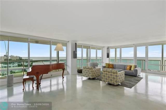 2100 S Ocean Ln #1712, Fort Lauderdale, FL 33316 (MLS #F10251496) :: Berkshire Hathaway HomeServices EWM Realty