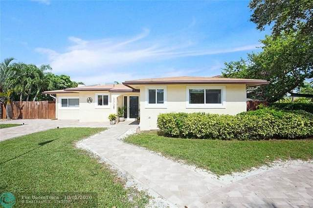 1272 SE 24th Ave, Pompano Beach, FL 33062 (MLS #F10251504) :: Miami Villa Group