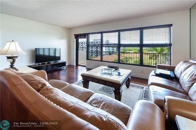 3200 N Port Royale Dr #703, Fort Lauderdale, FL 33308 (MLS #F10251557) :: Berkshire Hathaway HomeServices EWM Realty