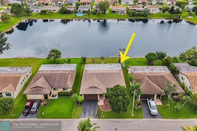 9620 NW 83rd St, Tamarac, FL 33321 (MLS #F10251628) :: The Howland Group