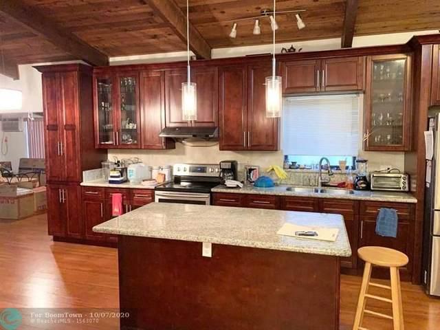 132 Gate Rd., Hollywood, FL 33024 (MLS #F10251658) :: Berkshire Hathaway HomeServices EWM Realty