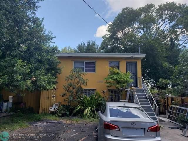 3376 NW 49th St, Miami, FL 33142 (#F10251807) :: Posh Properties